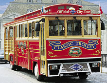 The Zurich Trolley